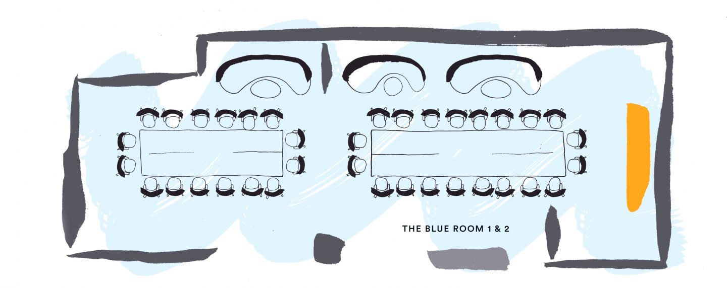 The Blue Room 1&2
